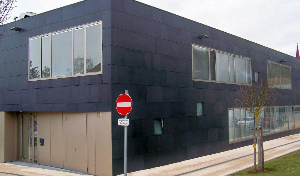 Fassade Konglomerat