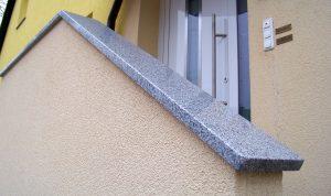 Mauerabdeckung - Diamond-Grey Poliert